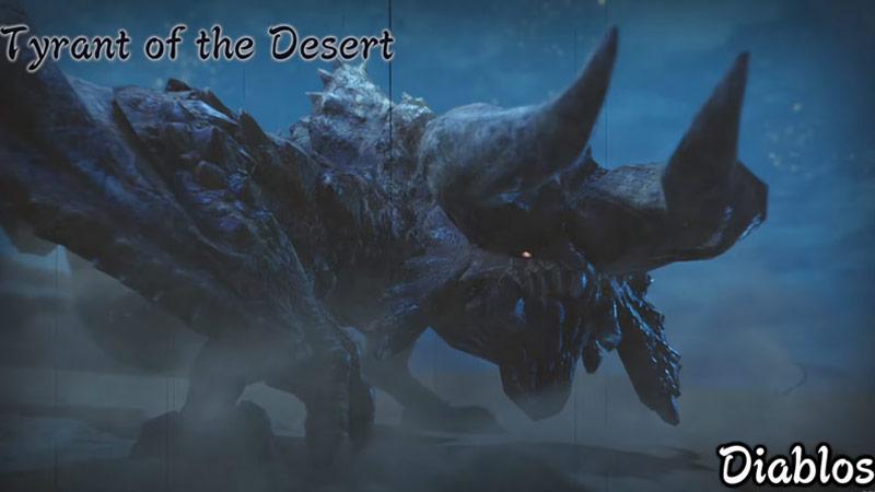Diablos Bossfight