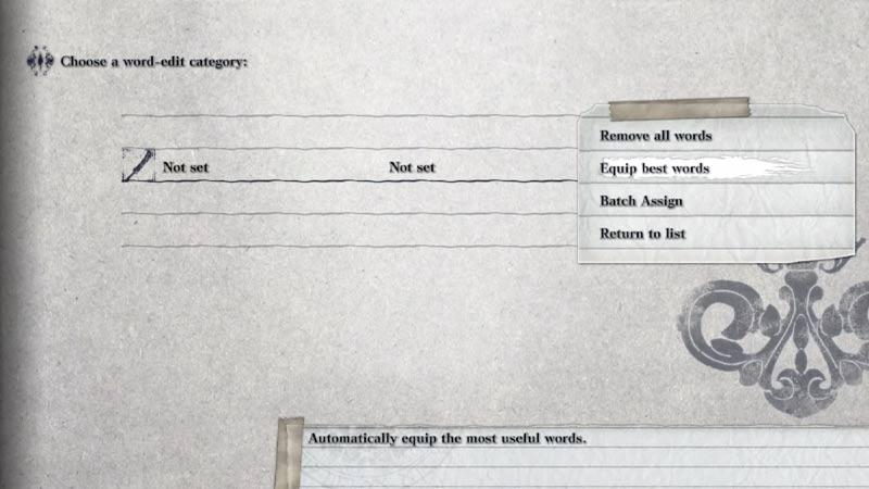Equip the Best Words