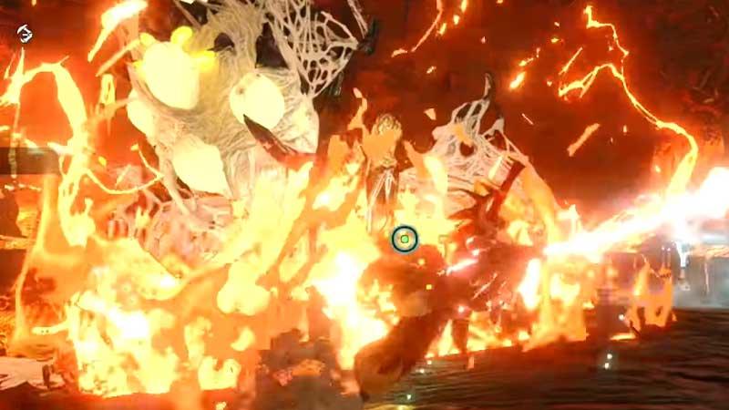 Fire Attack MHR