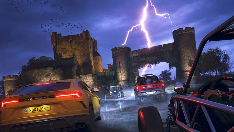 Forza Horison 4 Best Games To Play On Xbox Gamepass 2021