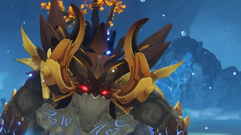 Genshin Impact Monster
