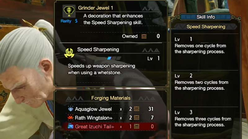Grinder-Jewel How To Craft The Grinder Jewel In Monster Hunter Rise (MHR)