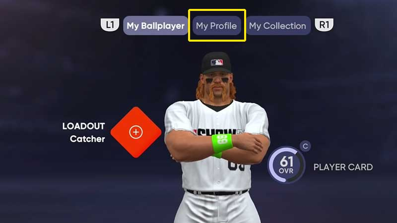 MLB The Show 21: How To Change Profile Icon