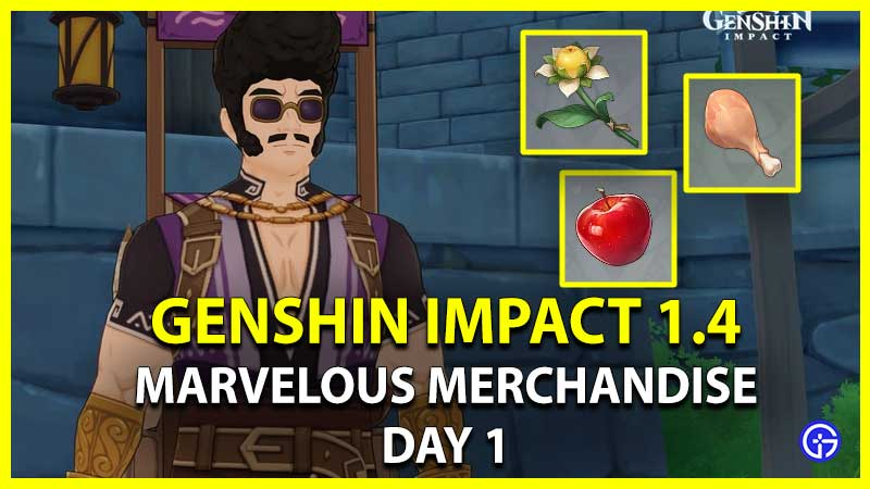 How to Get Apple Fowl Sweet Flower in Genshin Impact