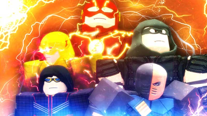 How to Redeem Roblox The Flash Earth Prime Codes