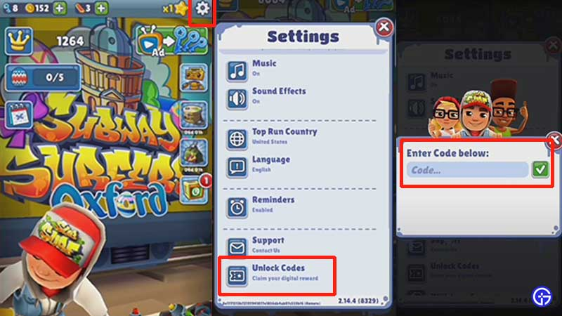 How to Redeem Subway Surfer Codes