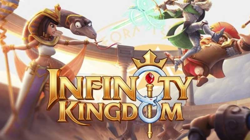 Infinity Kingdom Gift Codes