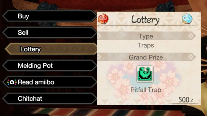 How to Get Trinkets in Monster Hunter Rise