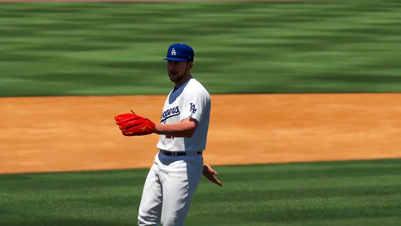 MLB The Show 21 How To Get A Hold