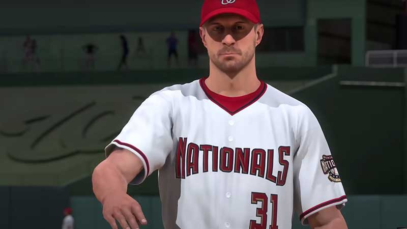 MLB The Show 21 Legends Roster