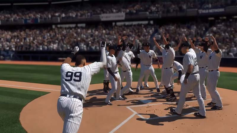 MLB The Show 21 Play Online With Friends