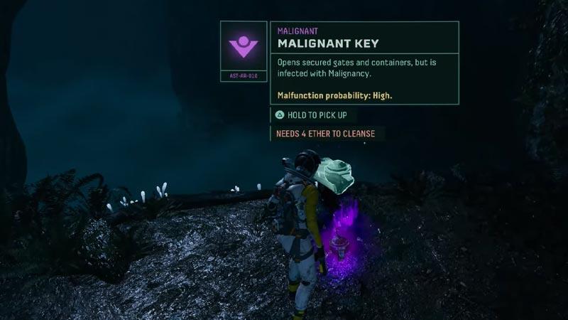 Maligant Keys