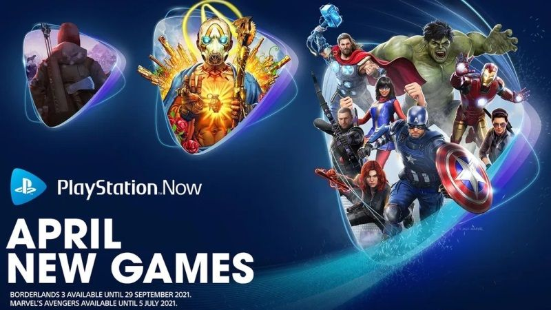 Marvel's Avengers, Borderlands 3, & More Coming To PlayStation Now