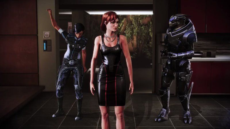 Mass Effect Legendary Edition Goes Gold