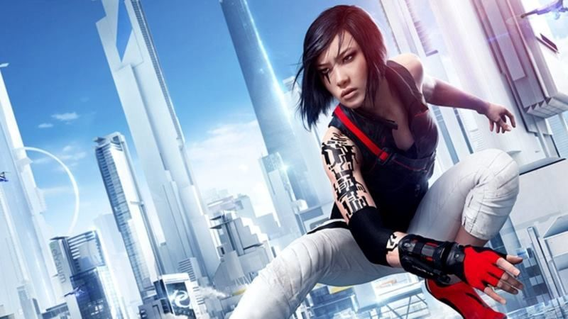New Mirror's Edge Game Teased EA