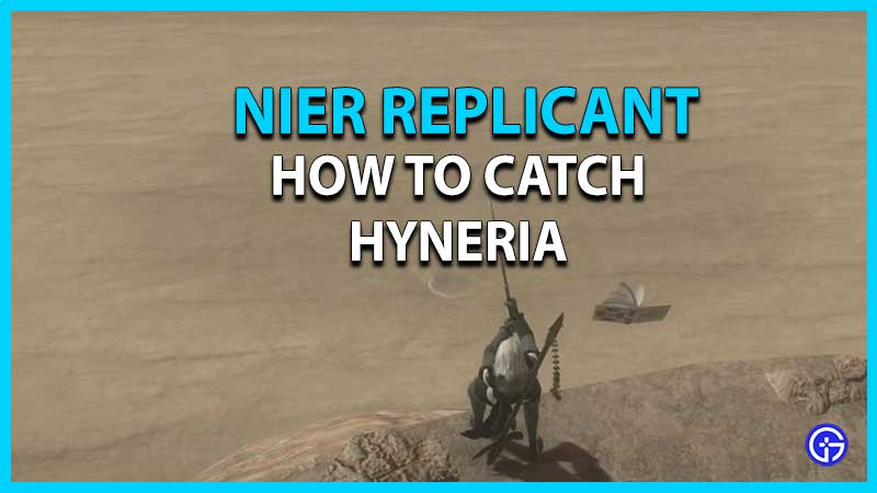 How To Catch Hyneria In Nier Replicant