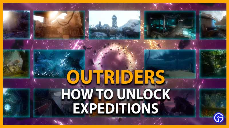OUTRIDERS EXPEDITIONS