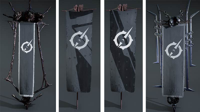Outriders Banner Change