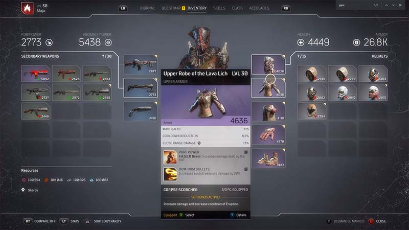 Outriders How To Get & Use Titanium