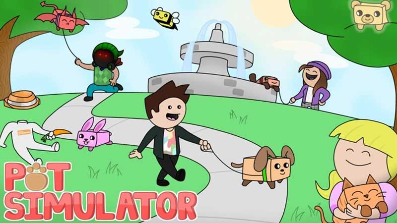 Pet Simulator Best Roblox Simulator Games