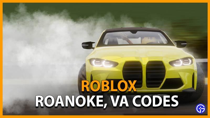 Roanoke, VA Codes