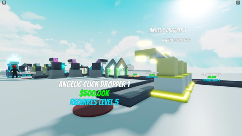 Roblox Angel Tycoon Working Codes