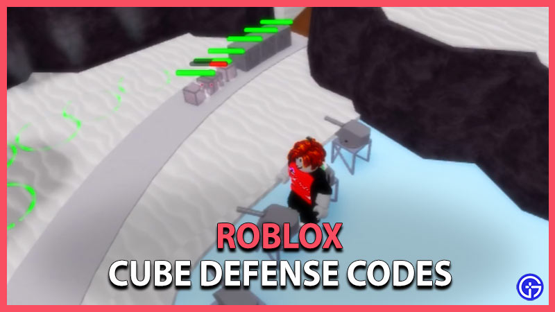 Roblox Cube Defense Codes