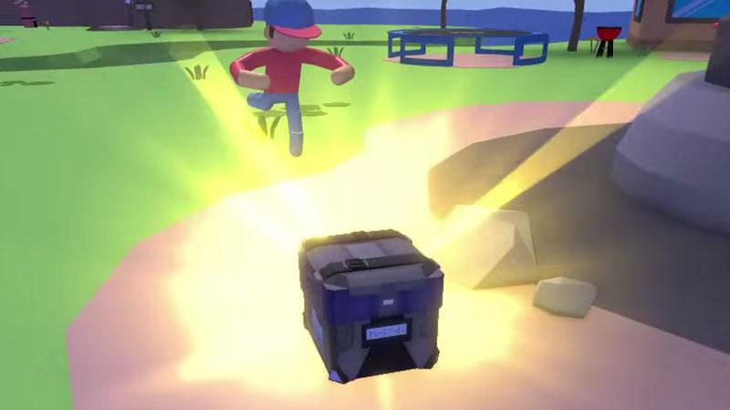 Roblox Metaverse Champions Human Simulator Crate Drop