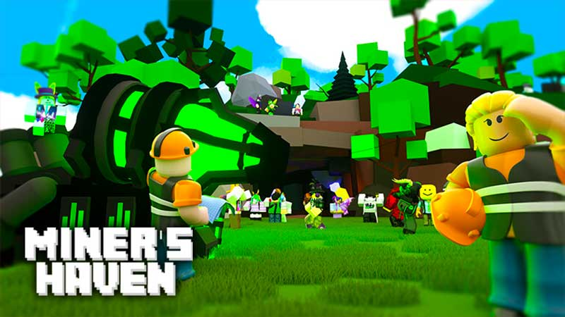 Roblox Miners Haven Codes