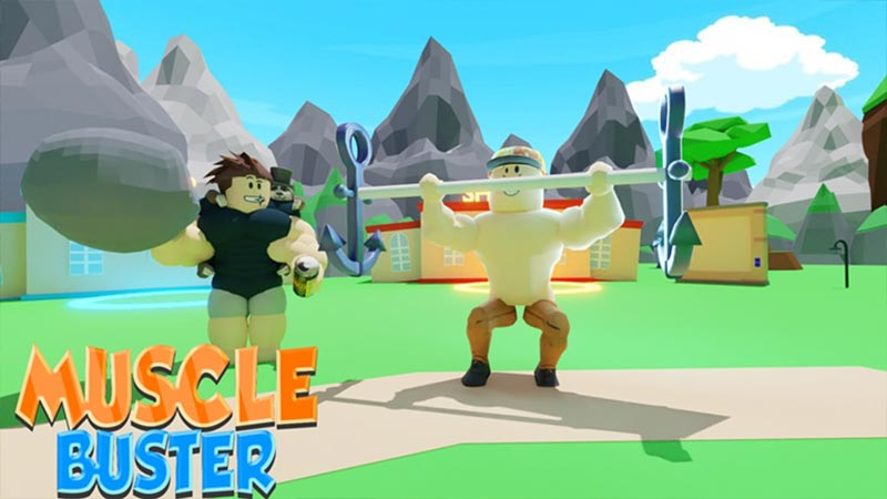 Roblox Muscle Buster Working Codes