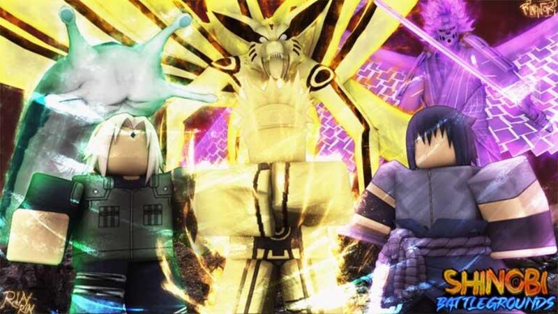 Roblox Shinobi Battlegrounds Working Codes