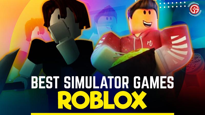 Roblox Simulator Games