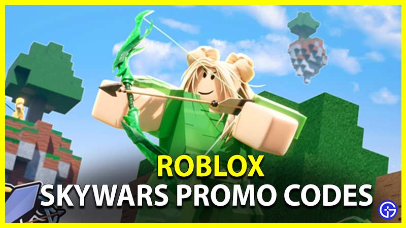 Roblox Skywars Promo Codes Working