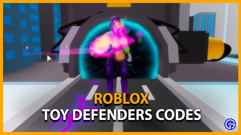 Roblox Toy Defenders Tower Defense Codes