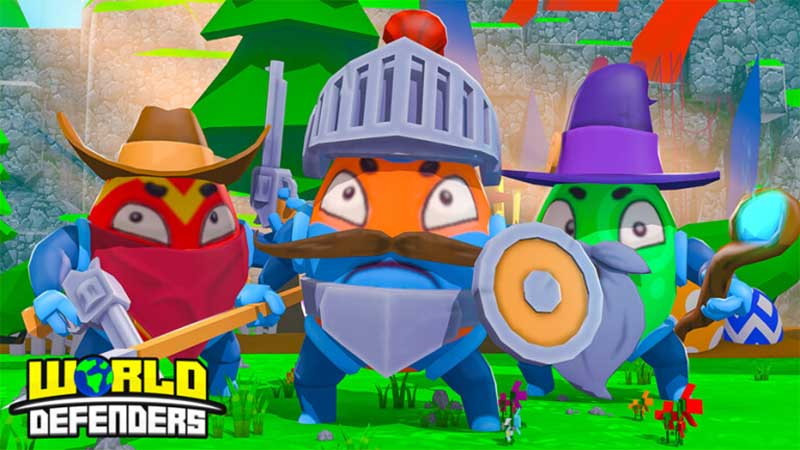 Roblox World Defenders Working Codes