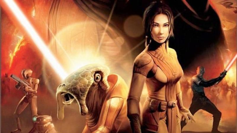 Star Wars: Knights of the Old Republic Remake Action RPG