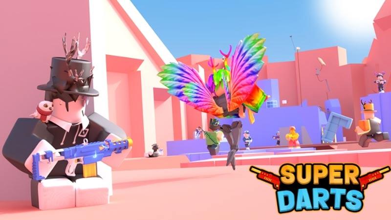 Super-Darts