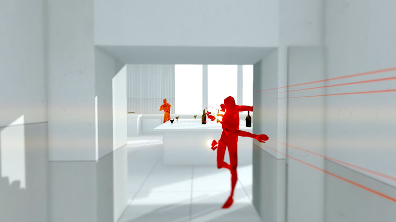 Superhot Best Games To Play On Xbox Gamepass 2021