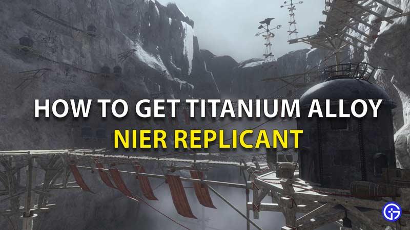 Titanium Alloy Location