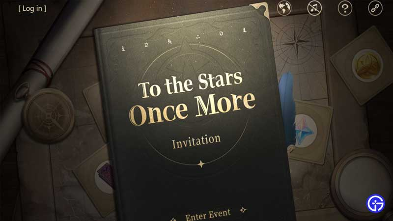 To The Stars Once More Event Guide
