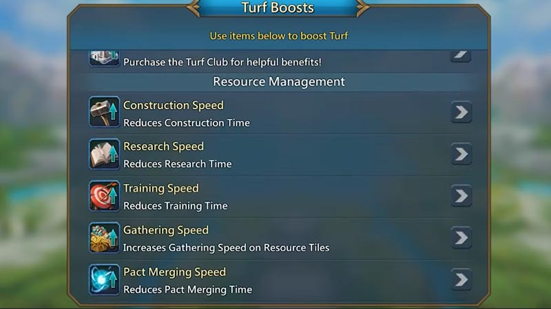 Turf-Boost