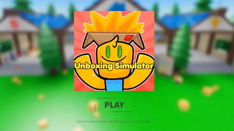 Unboxing Simulator