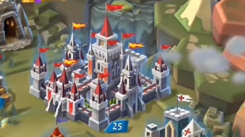 Upgrade-Castle