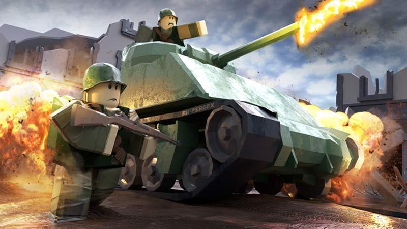 War Simulator Best Roblox shooting games
