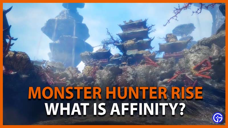 What Is Affinity in Monster Hunter Rise (MH Rise)
