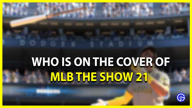 mlb the show 21 cover player