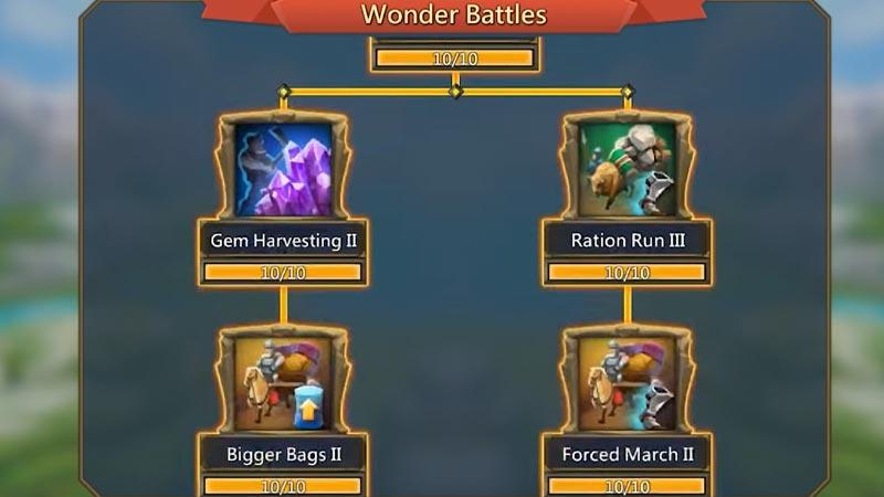 Wonder-Battles