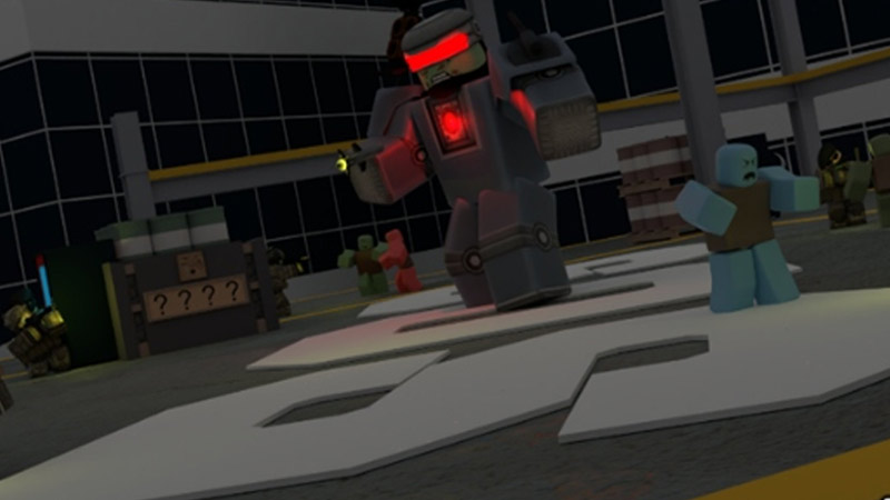 Zombie Uprising Best Roblox shooting games