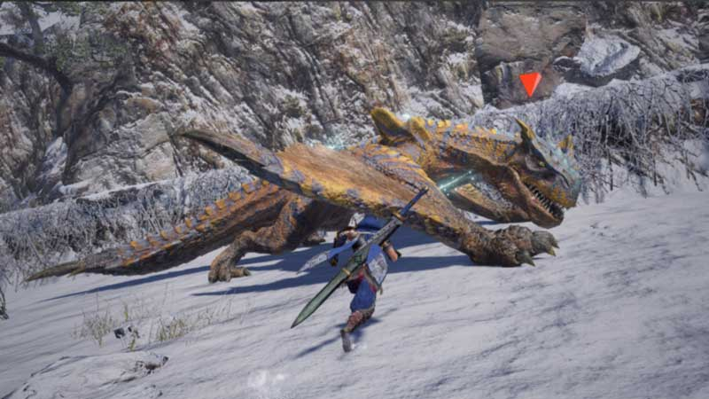 Monster Hunter Rise Acute Fang