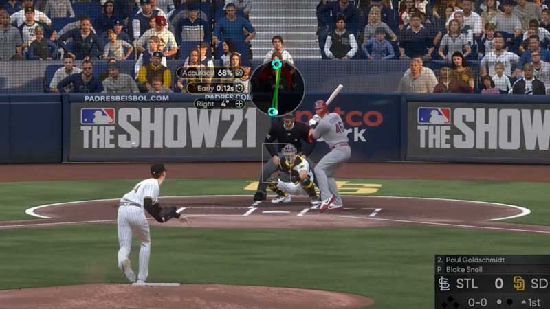 Best Pitching Settings For MLB The Show 21